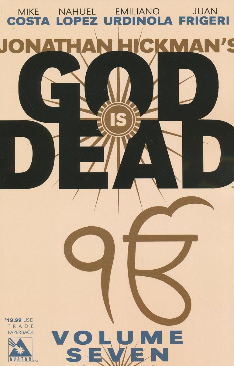 GOD IS DEAD VOL 07 SC