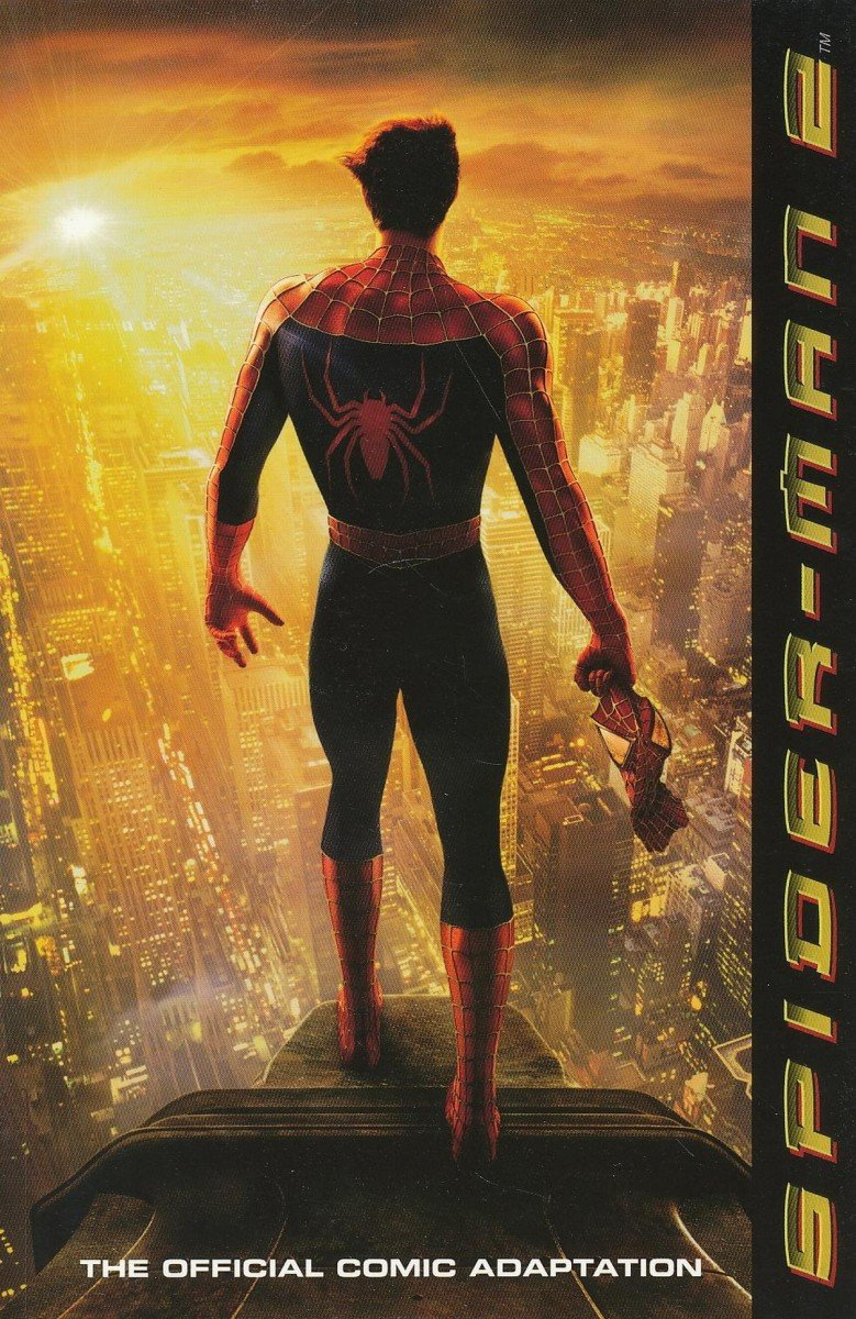 SPIDER-MAN 2 THE MOVIE TP (Oferta ekspozycyjna)