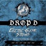 Struny FRAMUS Blue Label Drop D and Dd (10-52)