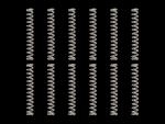 Sprężyna GRAPH-TECH długa wąska (12szt.) LW-9140-0