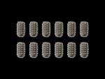 Calowe śrubki siodełek GRAPH-TECH 4/40 (3/16)