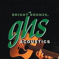 GHS Acoustic Bright Bronze Strings (13-56) Medium