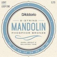 Struny do mandoliny D'ADDARIO EJ73 (10-38)