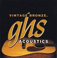 Struny 12ki GHS Vintage Bronze (11-48)