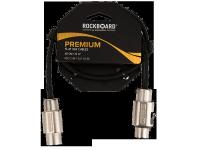 ROCKBOARD Flat XLR-XLR kabel patch, złączka (60cm)