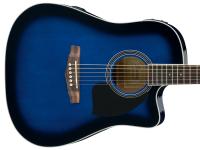 Gitara elektro-akustyczna IBANEZ PF15ECE-TBS