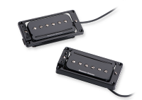 SEYMOUR DUNCAN P-Rails Set + Triple Shot Flat (BK)