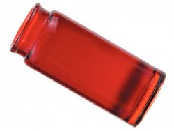 Blues Bottle Slide DUNLOP 278 (RED, LARGE)