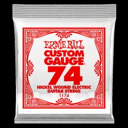 Pojedyncza struna ERNIE BALL Nickel Slinky 074w