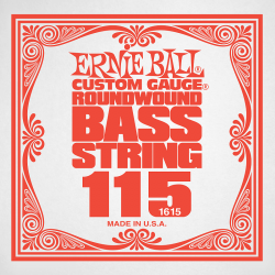 Struna do basu ERNIE BALL Slinky Nickel 115w