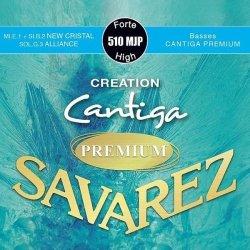 Struny do klasyka SAVAREZ Cantiga Premium 510 MJP