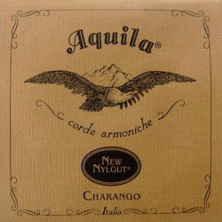 Struny do charango AQUILA New Nylgut Med Tension