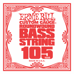 Struna do basu ERNIE BALL Slinky Nickel 105w