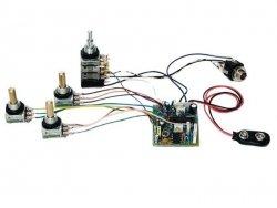 3-pasmowy układ korekcji MEC do pasywnych przetworników 18V M 60034-18