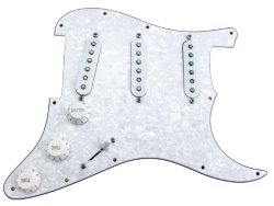 Kompletny pickguard VTONE VS Bluesy (PW)