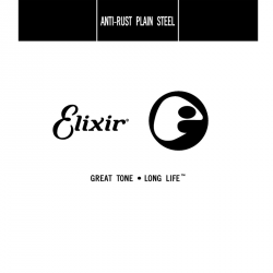 Struna ELIXIR NanoWeb Anti-Rust 016