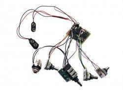 3-pasmowy układ korekcji MEC do aktywnych przetworników 18V M 60024-18 leworęczny
