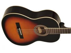 Gitara klasyczna 3/4 EVER PLAY Iga EV-126 (SB)