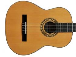 Gitara klasyczna 4/4 EVER PLAY Taiki Walnut