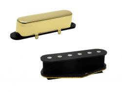 Komplet przetworników VTONE Tonecaster Set (GD/BK)