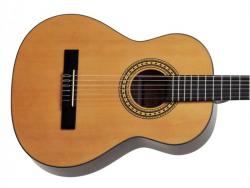 Gitara klasyczna 3/4 EVER PLAY Taiki Walnut