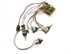 3-pasmowy układ korekcji MEC do pasywnych przetworników 9V M 60033-09 leworęczny