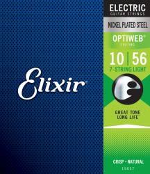 Struny ELIXIR OptiWeb (10-56) 7str.
