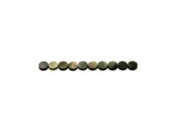 Markery progów typu DOT (czarna perła, 5mm)