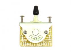 Przełącznik 5-pozycyjny GOELDO EL007 (typ E)
