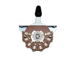Przełącznik 3-pozycyjny GOELDO US2X3 (Mega Switch)