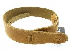 Pasek skórzany RALI Vintage P/1 (brązowy)
