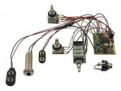 3-pasmowy układ korekcji MEC do aktywnych przetworników 18V M 60023-18 leworęczny