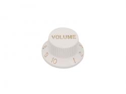 Gałka - typ Strat BOSTON KW-240-V (volume, biała)