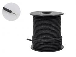 Woskowany kabel typ vintage (BK)