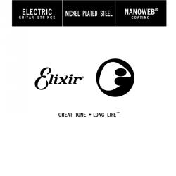 Struna ELIXIR NanoWeb Nickel Plated 038w