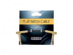 ROCKBOARD kabel patch, złączka efektów (GD, 5cm)