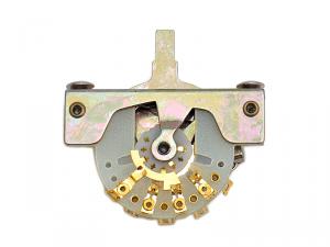 Przełącznik ślizgowy 3-pozycyjny GOELDO Gold USG03
