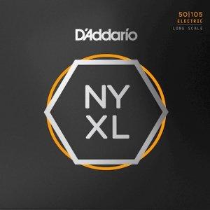 Struny D'ADDARIO Nickel Wound NYXL (50-105)