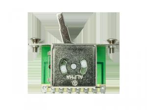 Przełącznik ślizgowy 3-pozycyjny ALPHA