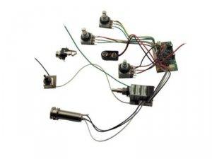 3-pasmowy equalizer MEC do basu FNA JM Ltd '02  M 60058