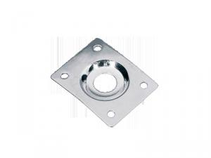 Płytka gniazda jack BOSTON JP-1 (CR)