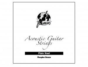 Struna do gitary akustycznej FRAMUS 011