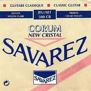 Struny do klasyka SAVAREZ Corrum i Alliance 500 CR