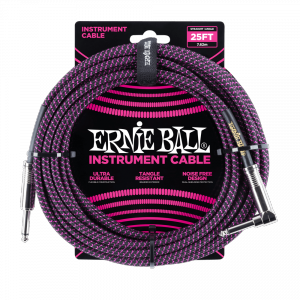 Kabel gitarowy ERNIE BALL 6068 (7,62m)