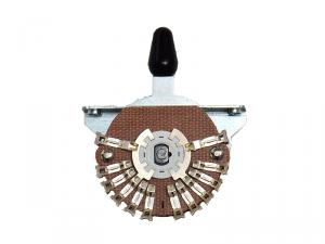 Przełącznik 5-pozycyjny GOELDO US2X5 (Mega Switch)