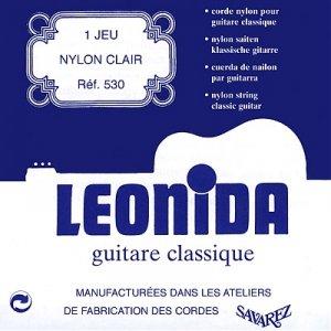 Struny do klasyka SAVAREZ Leonida SA 530