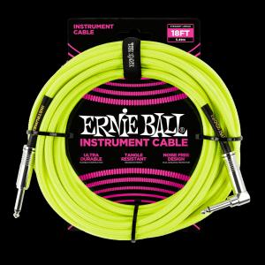 Kabel gitarowy ERNIE BALL 6085 (5,49m)