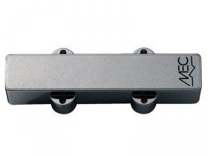 Aktywny przetwornik MEC M 60201S typu Jazz Bass® 4- i 5-strun, neck, chrom