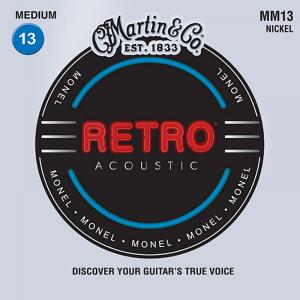 Struny do akustyka MARTIN MM13 Retro (13-56)