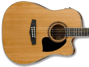 Gitara elektro-akustyczna IBANEZ PF17ECE-LG